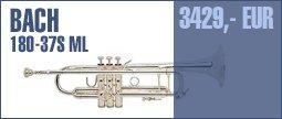 Bach 180-37S ML Trumpet