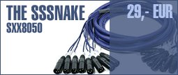 The Sssnake SXX8050