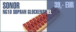 Sonor NG10 Soprano Glockenspiel