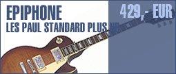 Epiphone Les Paul Standard Plus Pro HB