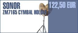 Sonor ZM7165 Orchestral Cymbal Stand