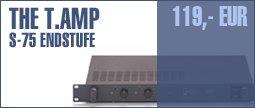 the t.amp S-75 MK II