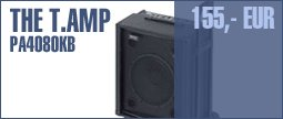 the t.amp PA4080KB