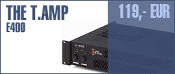 the t.amp E400