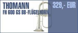 Thomann FH 600 GS Bb-Flugelhorn