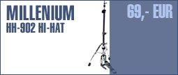 Millenium HH-902 Pro Series Hi-Hat