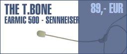 the t.bone Earmic 500 - Sennheiser