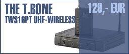 the t.bone TWS 16 PT 863 MHz
