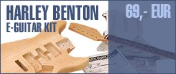Harley Benton Electric Guitar Kit ST-Style