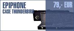 Epiphone Case Thunderbird