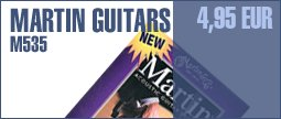 Martin Guitars M535