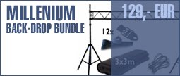 Millenium Back-Drop Bundle