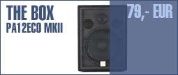 The Box PA12ECO MKII