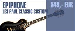 Epiphone Les Paul Custom Classic Pro