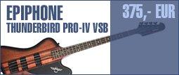 Epiphone Thunderbird Pro-IV VSB