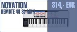 Novation Remote 49 Sl MKII