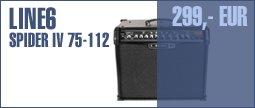 Line6 Spider IV 75-112