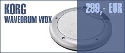 Korg Wavedrum WDX