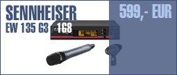 Sennheiser EW 135 G3 / 1G8