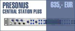 Presonus Central Station Plus