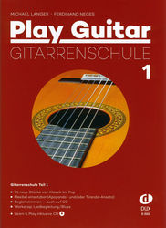 Play Guitar Vol.1 Edition Dux