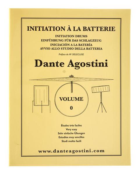 Methode De Batterie Vol.0 Dante Agostini