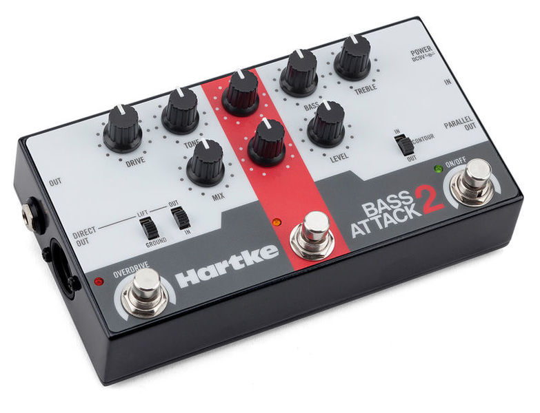 Bass Attack 2 Hartke