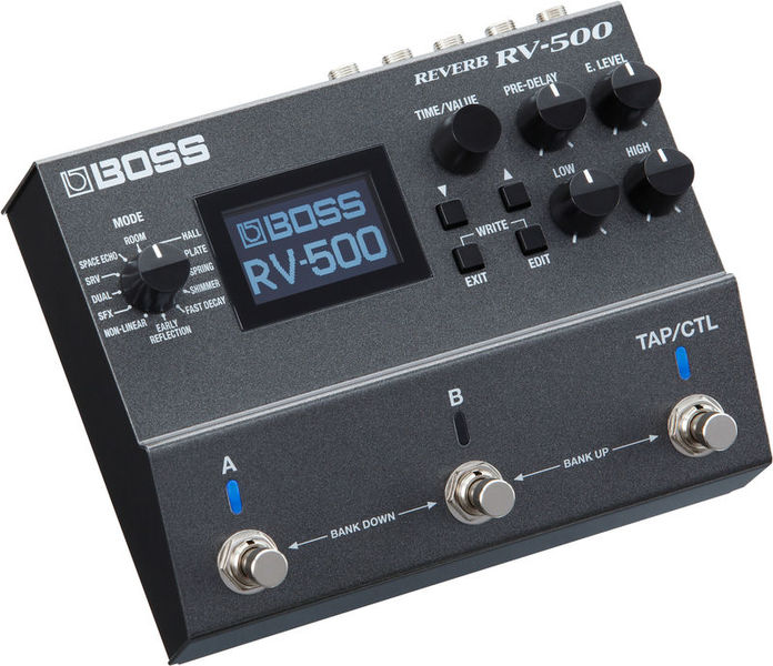 RV-500 Reverb Boss