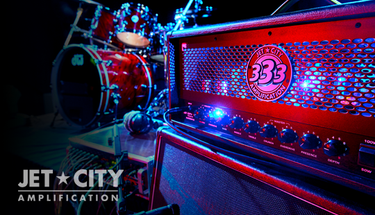 Jet City Amplification 100HDM