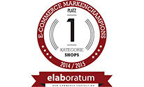 E-Commerce Markenchampion 2014/15