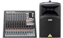 Maxi-kanaler, Maxi-lyd, Mini-pris Behringer Hot Deal