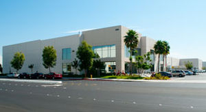 huvudkontor i Los Angeles
