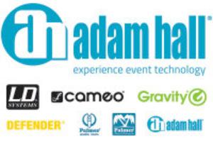 Grundlœgger Adam Hall Group