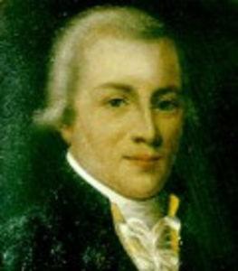 grundare Bernhard Schott