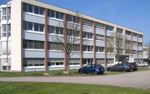 Sede dell'azienda in Ettlingen