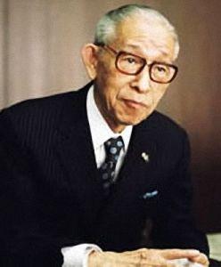 founder Konosuke Matsushita