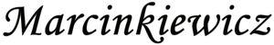 Marcinkiewicz Logo dell'azienda