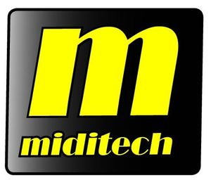 Miditech företagslogga