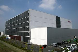 Hovedkvarter i Kawasaki