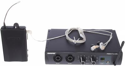 Shure PSM-200 - SE215 Set S5