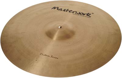 "Masterwork 22"" Custom Extra Heavy Ride"