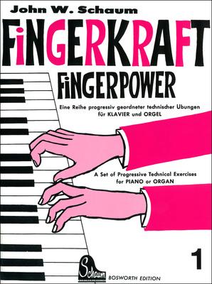 Bosworth Fingerkraft Bd.1