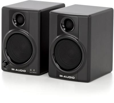 M-Audio AV40 Studiophile Aktivlautsprecher