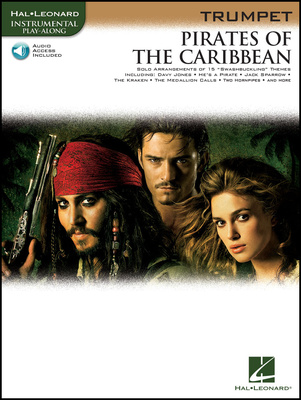 Hal Leonard Pirates Of The Caribbean (Tr)