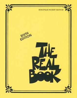 Hal Leonard Real Book 1 Pocket European