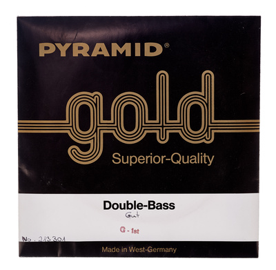 Pyramid Double Bass Gut Strings