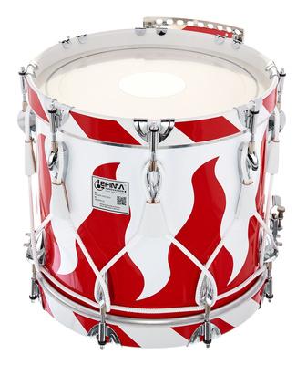 "Lefima PD 394 Parade-Trommel 14"" x 12"""
