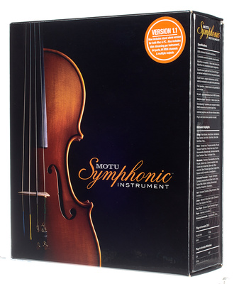 Motu Symphonic Instrument VST-Plugin