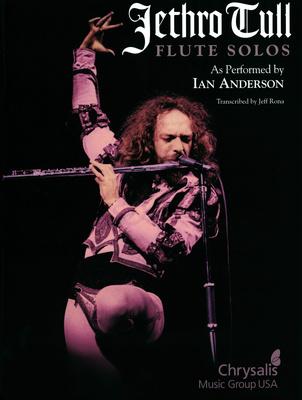 Hal Leonard Jethro Tull Flute Solos