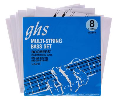 GHS 3045 8/MS DYB 8 String Set